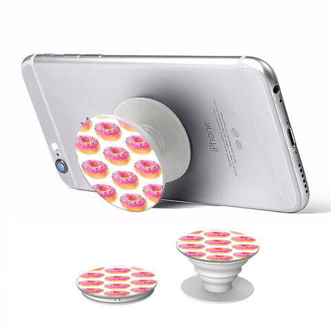 Pop Holder Phone Stand - Donuts