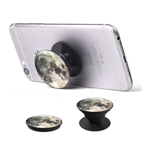 Pop Holder Phone Stand - Moon