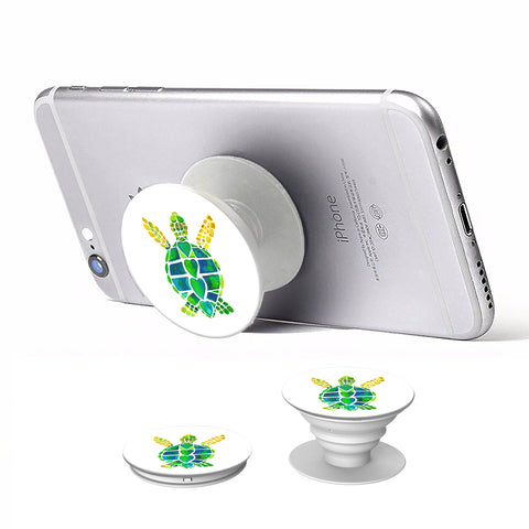 Pop Holder Phone Stand - Turtle