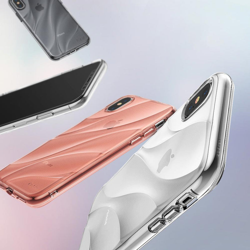 Θηκη Ringke Flow Gel - iPhone X / XS - Διάφανο - iThinksmart.gr