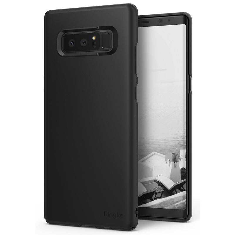 Θηκη Ringke Slim Ultra-Thin - Samsung Galaxy Note 8 - Black - iThinksmart.gr