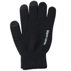Touch Screen Gloves Anti-Slip Grip - Black - iThinksmart.gr