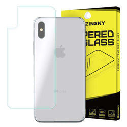 Tempered Glass Back Protector - iPhone X / XS - iThinksmart.gr
