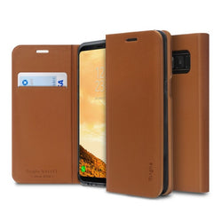 Θηκη Ringke Wallet Fit - Samsung Galaxy S8 - Καφε - iThinksmart.gr