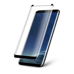 Tempered Glass Case Friendly - Galaxy S9 (G960) - Μαυρο - iThinksmart.gr