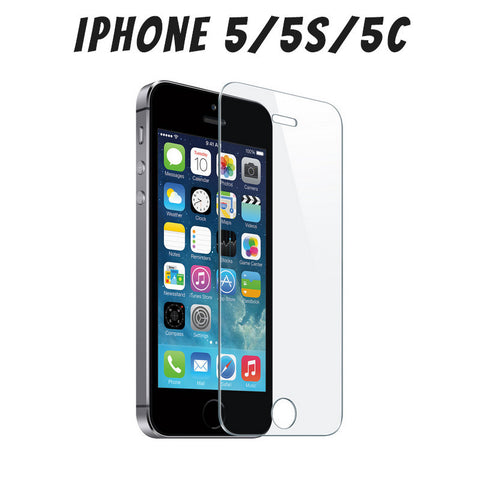 Tempered Glass - iPhone 5/5s/5c/SE - IPH5-SP4,  , Screen Protector, i-Think - i-Think - 1