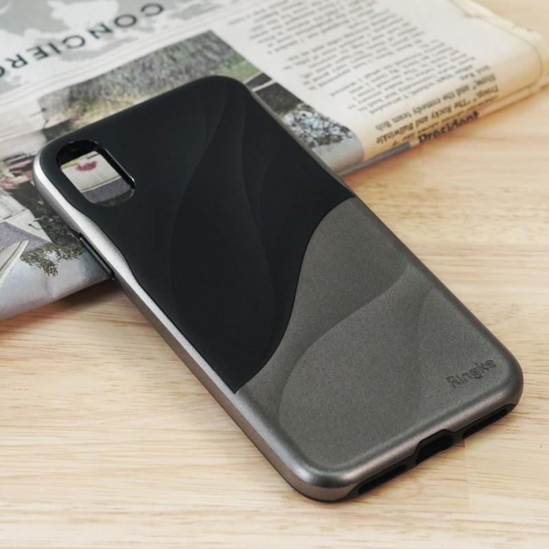 Θηκη Ringke Wave - iPhone Χ / XS - Metallic Chrome - iThinksmart.gr