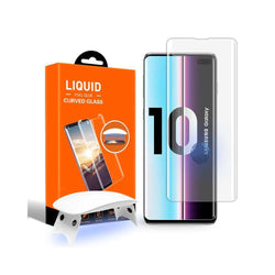 Tempered Glass UV T-Max - Galaxy S10 Plus - iThinksmart.gr