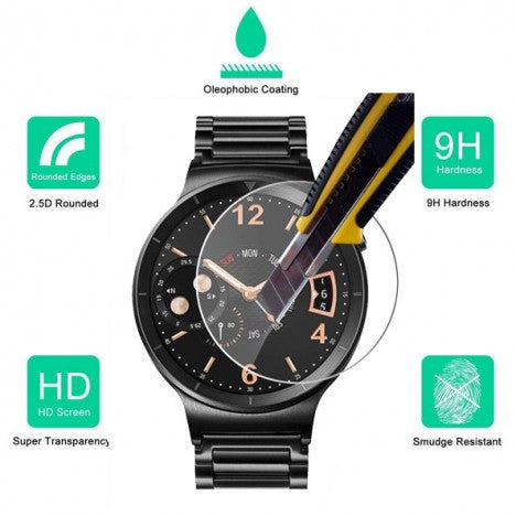 Tempered Glass - Smart Watch Huawei 42mm - SWH-SP1,  , Screen Protector, i-Think - i-Think - 1