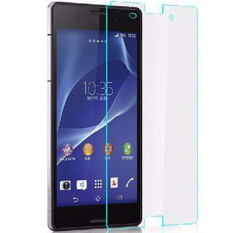 Tempered Glass - Sony Xperia Z3 Mini / Compact - SEZ3M-SP1,  , Screen Protector, i-Think - i-Think - 1