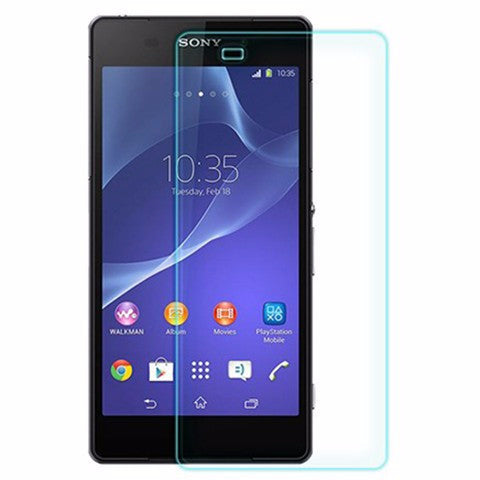 Tempered Glass - Sony Xperia Z3 - SXZ3-SP1,  , Screen Protector, i-Think - i-Think - 1