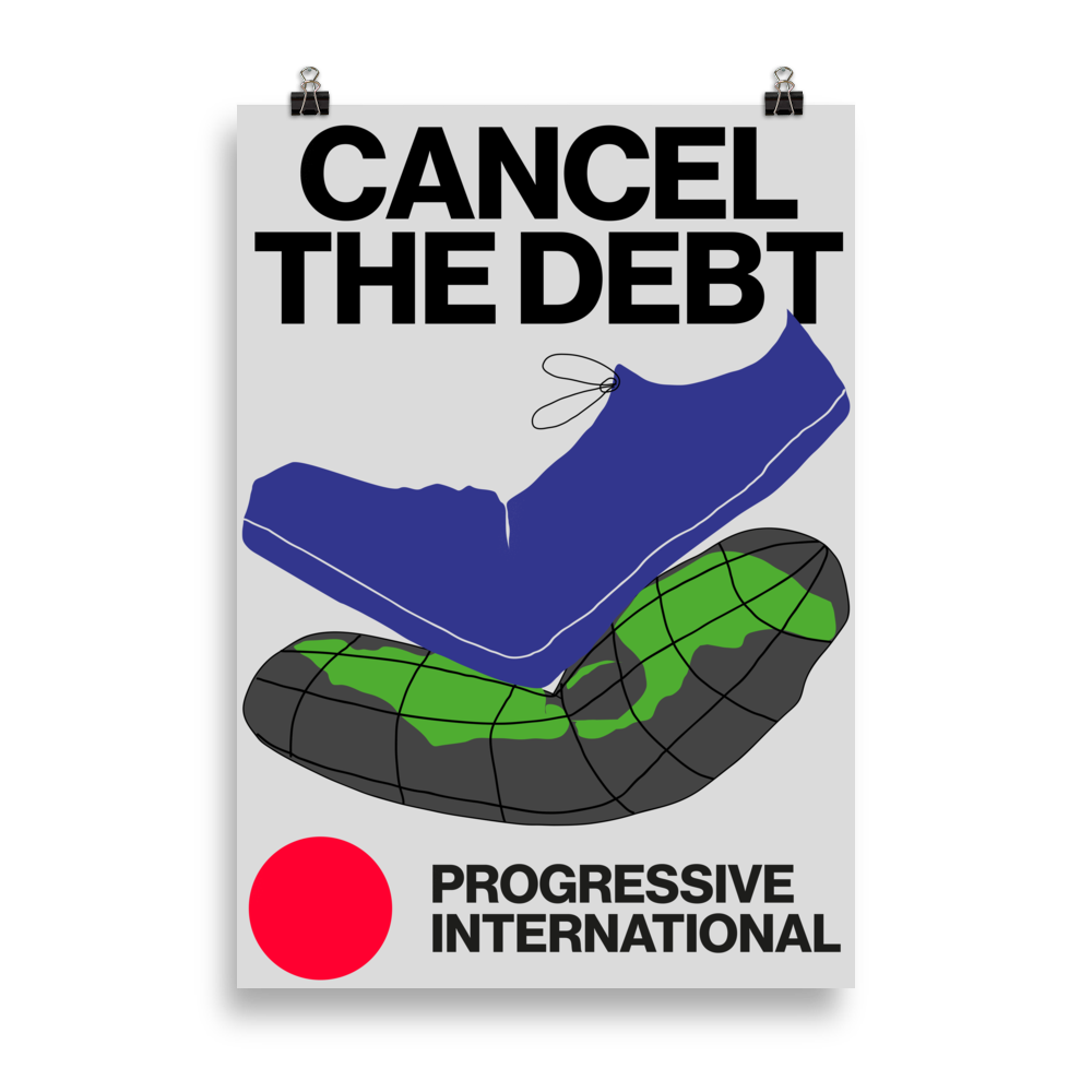 Gabriel Silveira — Cancel the Debt