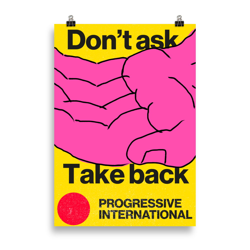 Gabriel Silveira — Don't Ask Take Back