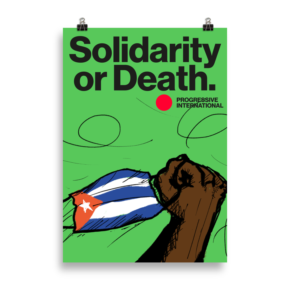 Gabriel Silveira — Solidarity or Death