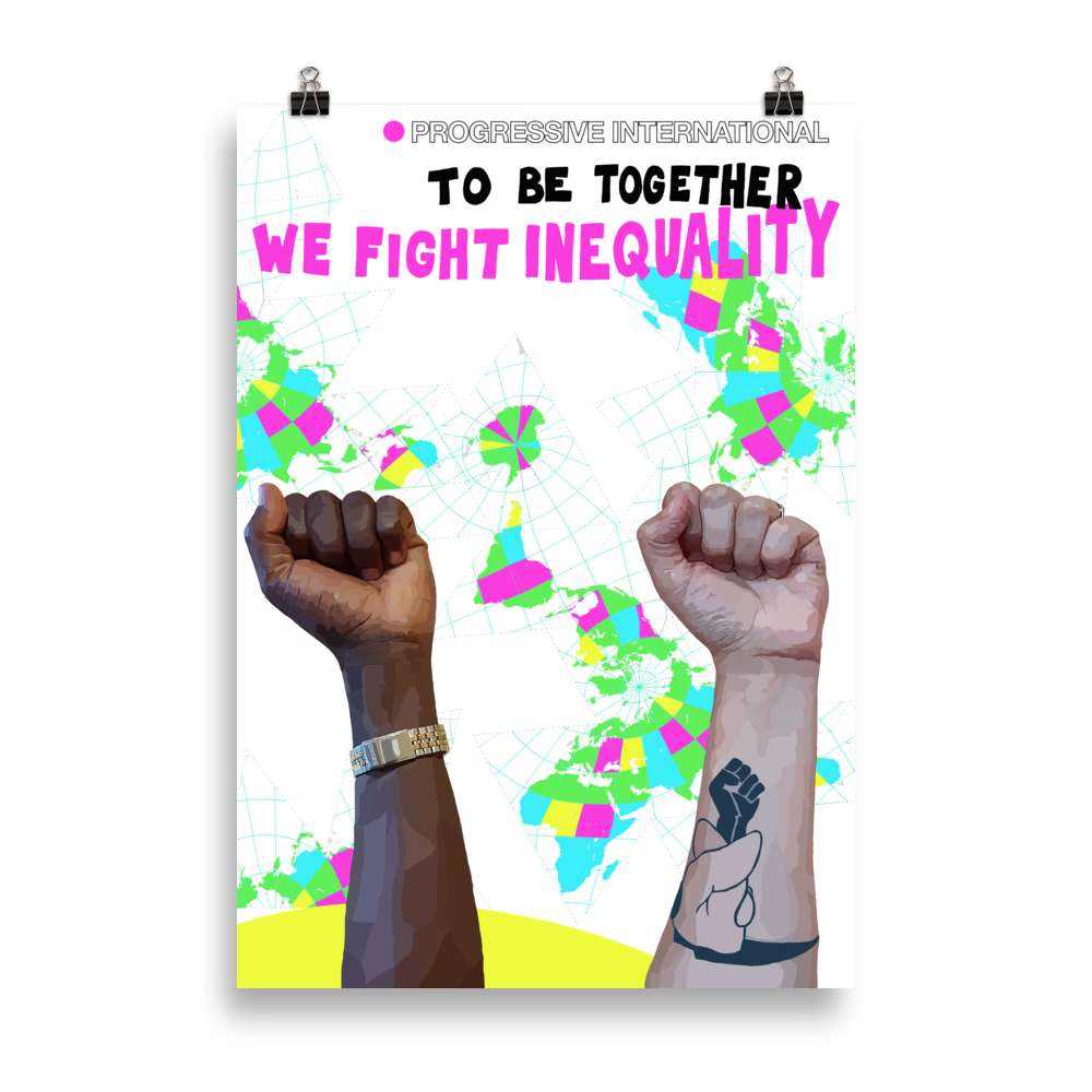 We Sell Reality collective — To Be Together, We Fight Inequality