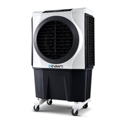 Devanti Evaporative Air Cooler Industrial Conditioner Commercial Fan Purifier - Devanti