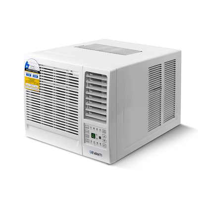 Devanti 1.6kW Window Air Conditioner - Devanti