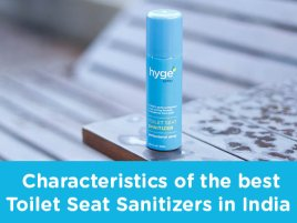 Characteristics Of The Best Toilet Seat Sanitizers In India