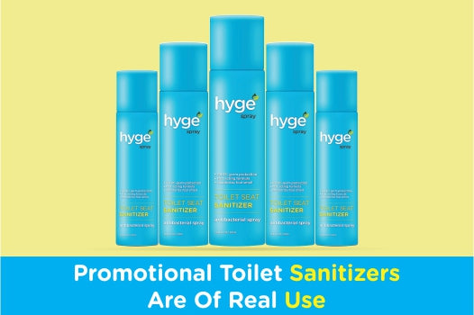 Promotional Toilet Sanitizers Are Of Real Use