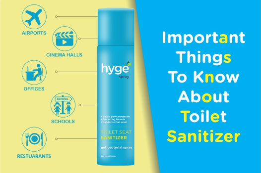 Important Things To Know About Toilet Sanitizer