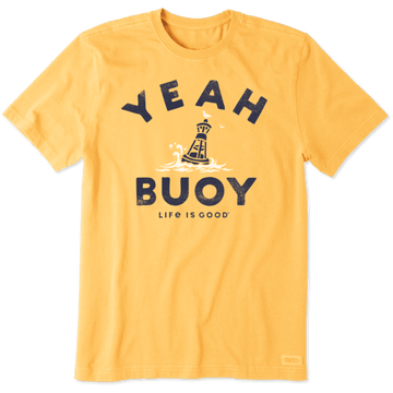 Men's Crusher Tee Yeah Buoy