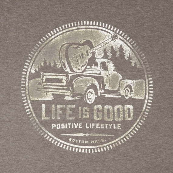 Men's Cool Tee Positive Lifestyle