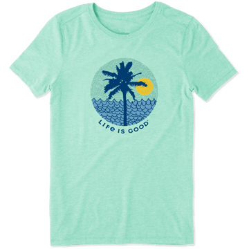 Women's Cool Tee LIG Beach