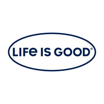 Life is Good Window Decal