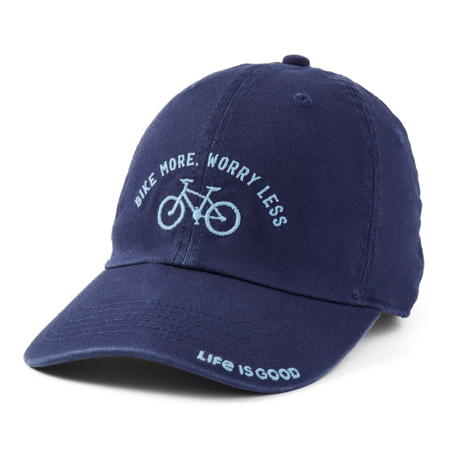 Chill Cap Bike More Worry Less