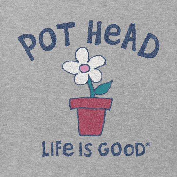 Women's Crusher Vee Pot Head