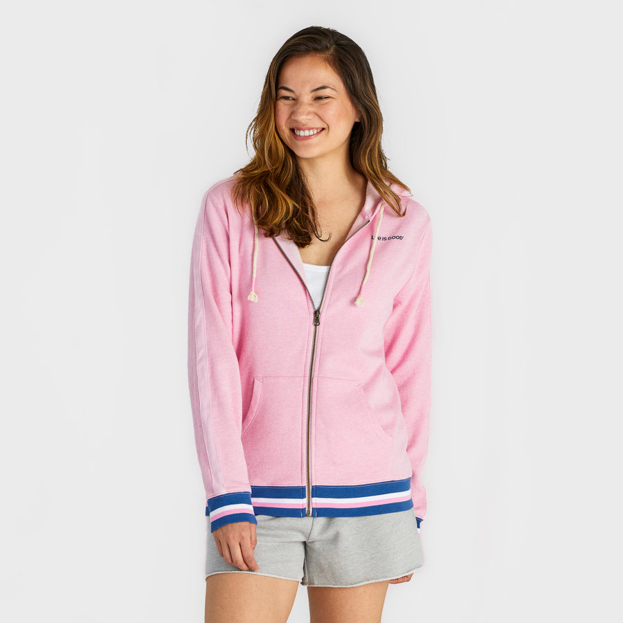 Women's Simply True Zip Hoodie Mountain Vibe