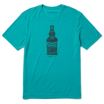 Men's Cool Tee Superpowers Bottle