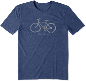 Men's Cool Tee Mobile Device