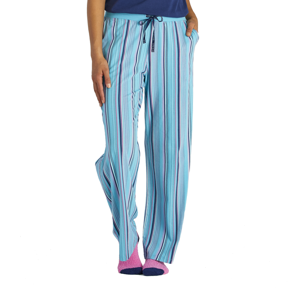 Women's Snuggle Up Sleep Pants Stripes