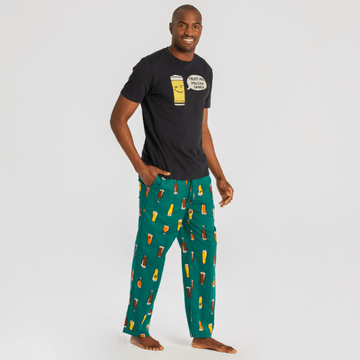 Men's Sleep Pant, Beer