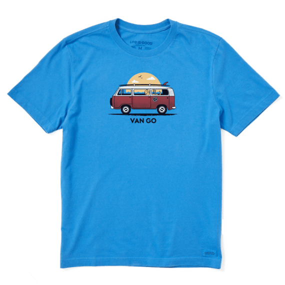 Men's Crusher Tee Van Go