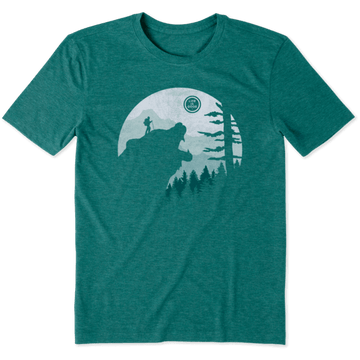 Men's Cool Tee Into the Wild