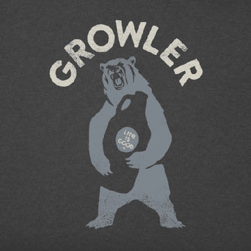 Men's Crusher Tee Growler