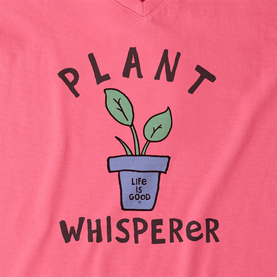 Women's Crusher Tee Plant Whisperer