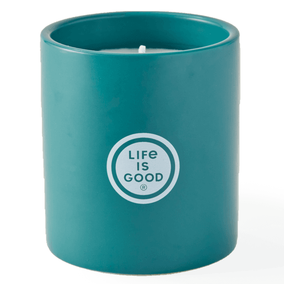 Simplify Trees & Sea Soy Candle
