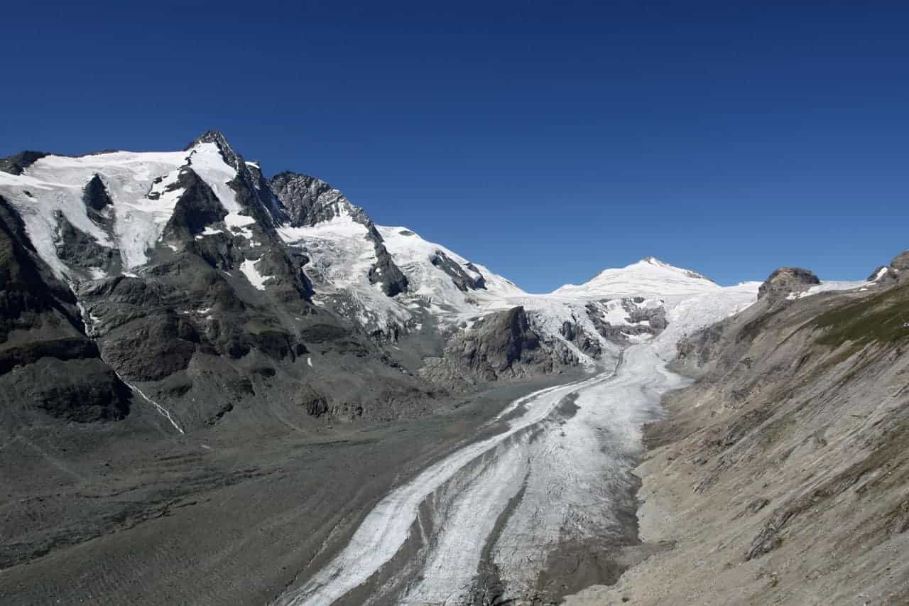 "Großglockner – ""King of the Alps"" and the highest mountain in Austria"