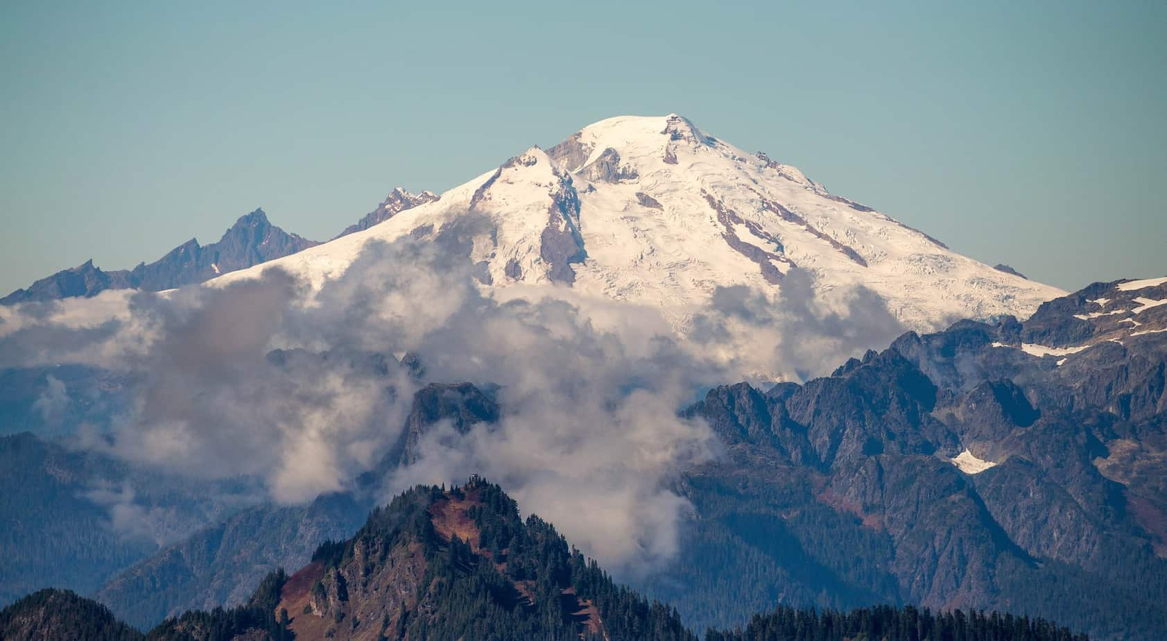 Climbing Mt. Baker: Here's What You Need to Know