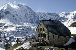 Mountain Hut - Cabane de Chanrion