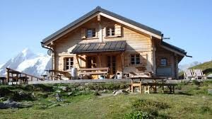 Mountain Hut - Cabane de Louvie