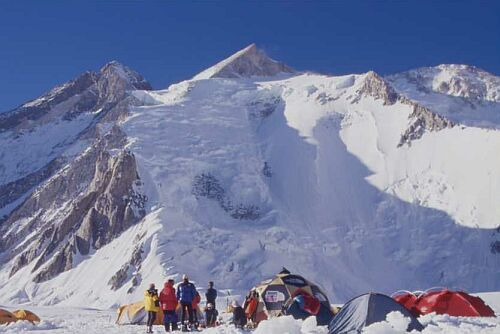 Mount Gasherbrum II