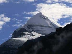 Top of Kailash