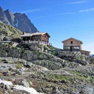 Mountain Hut - Lac Blanc hut