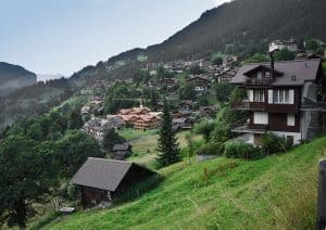 Village of Wengen