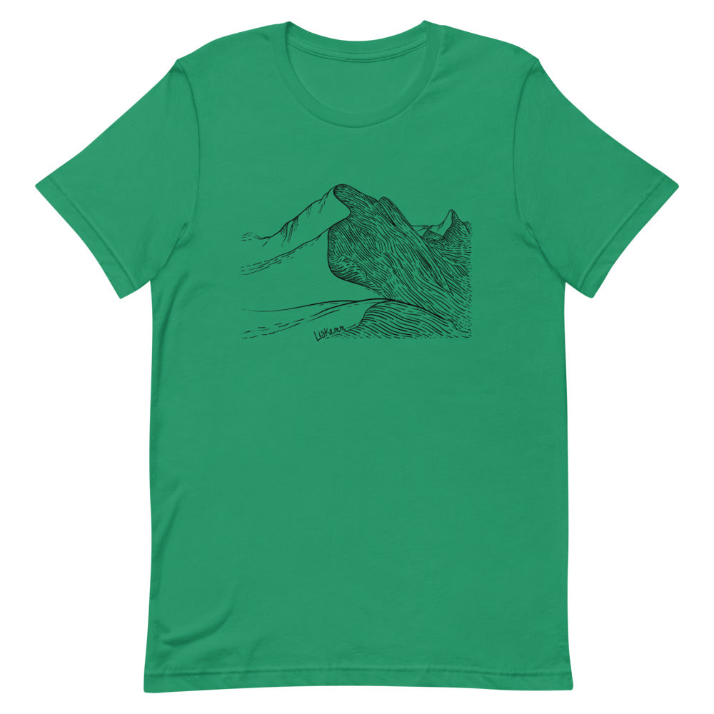 Liskamm Classic Eco Friendly Unisex T-Shirt