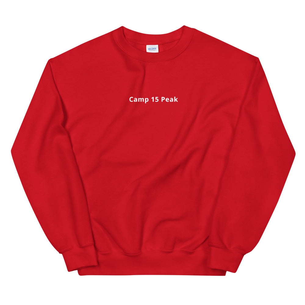 Camp 15 Peak Sweatshirt